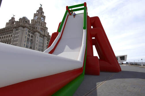 liverpool 3d rendering inflatable 1